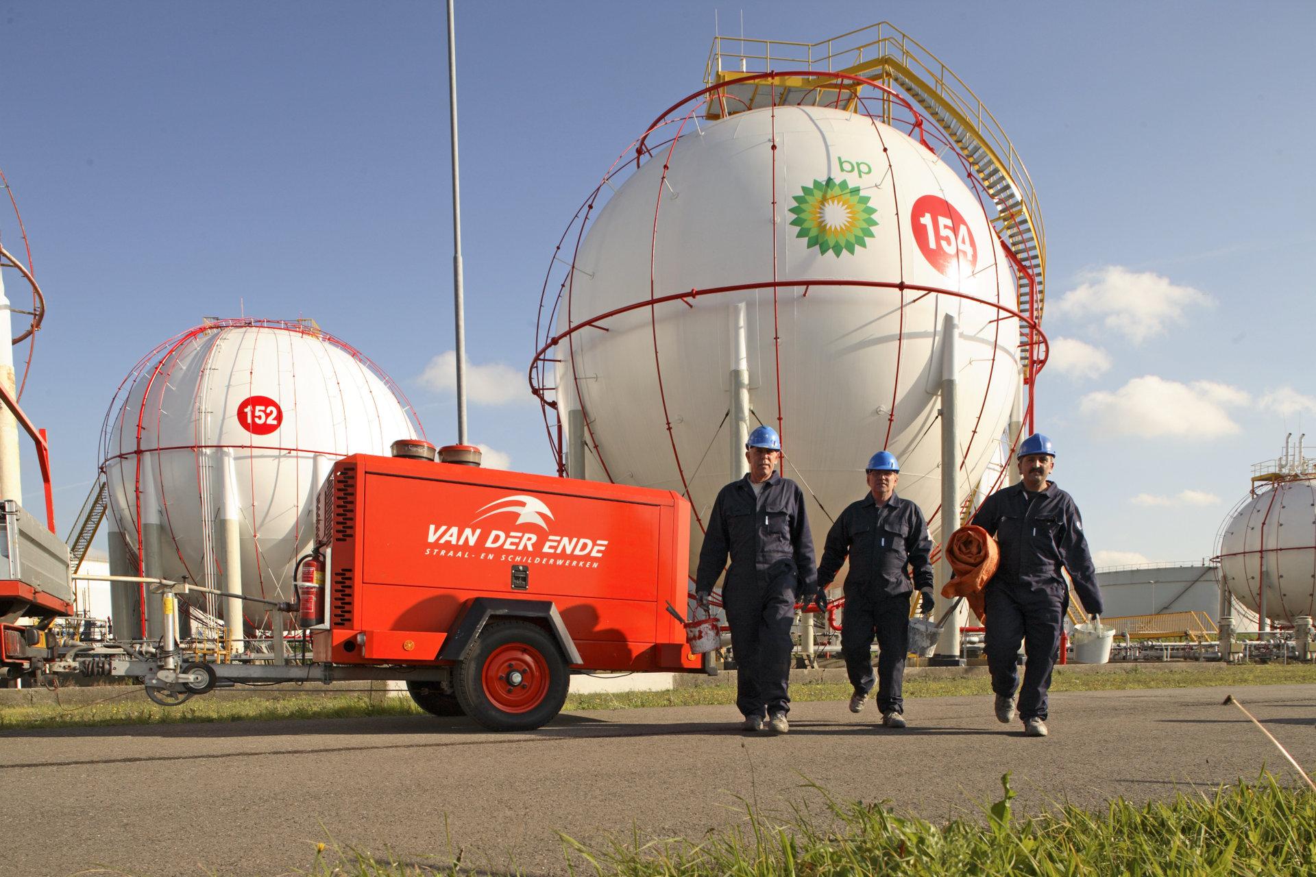 onderhoud BP amsterdam