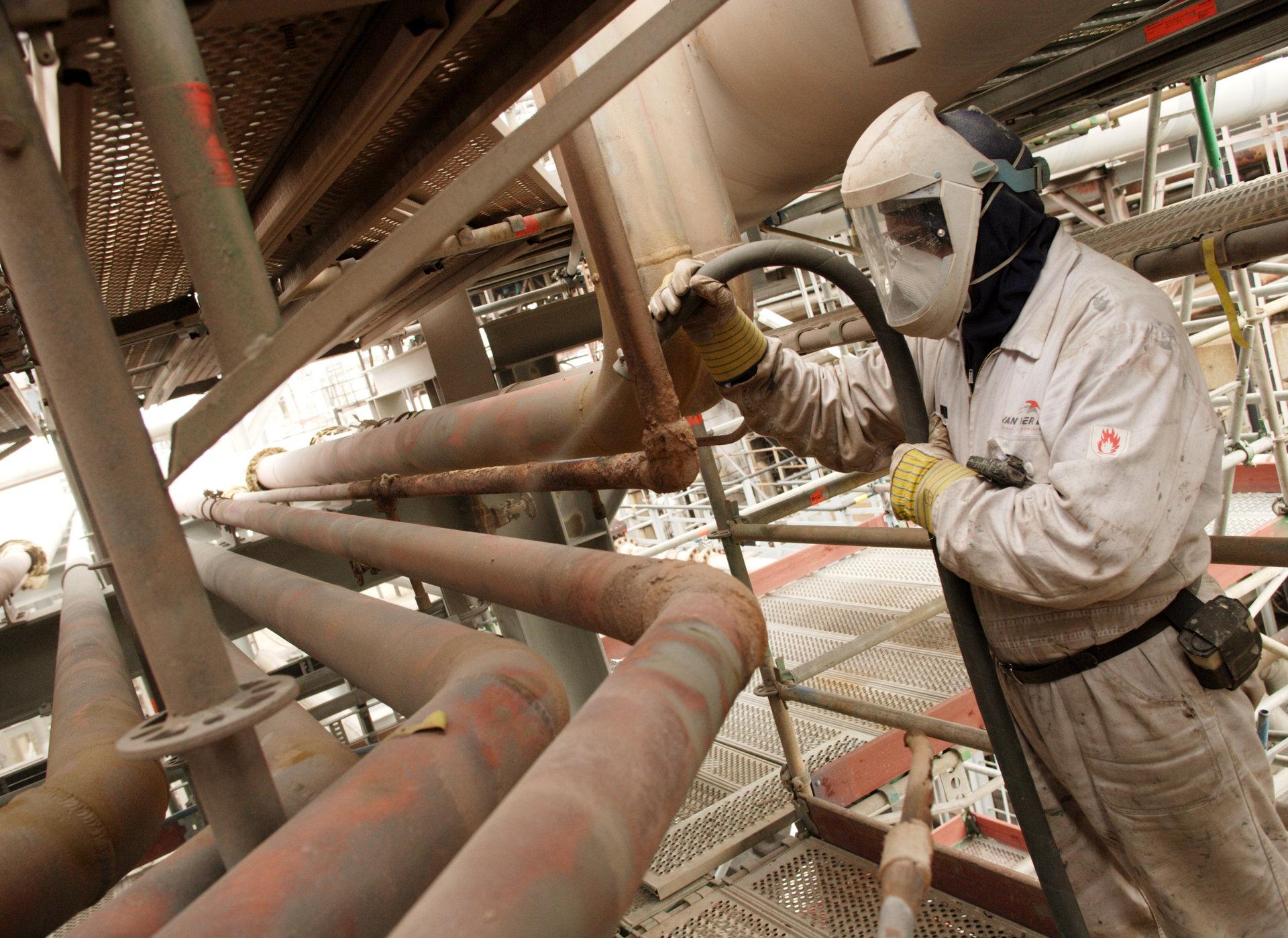 onderhoud corrosie onder isolatie