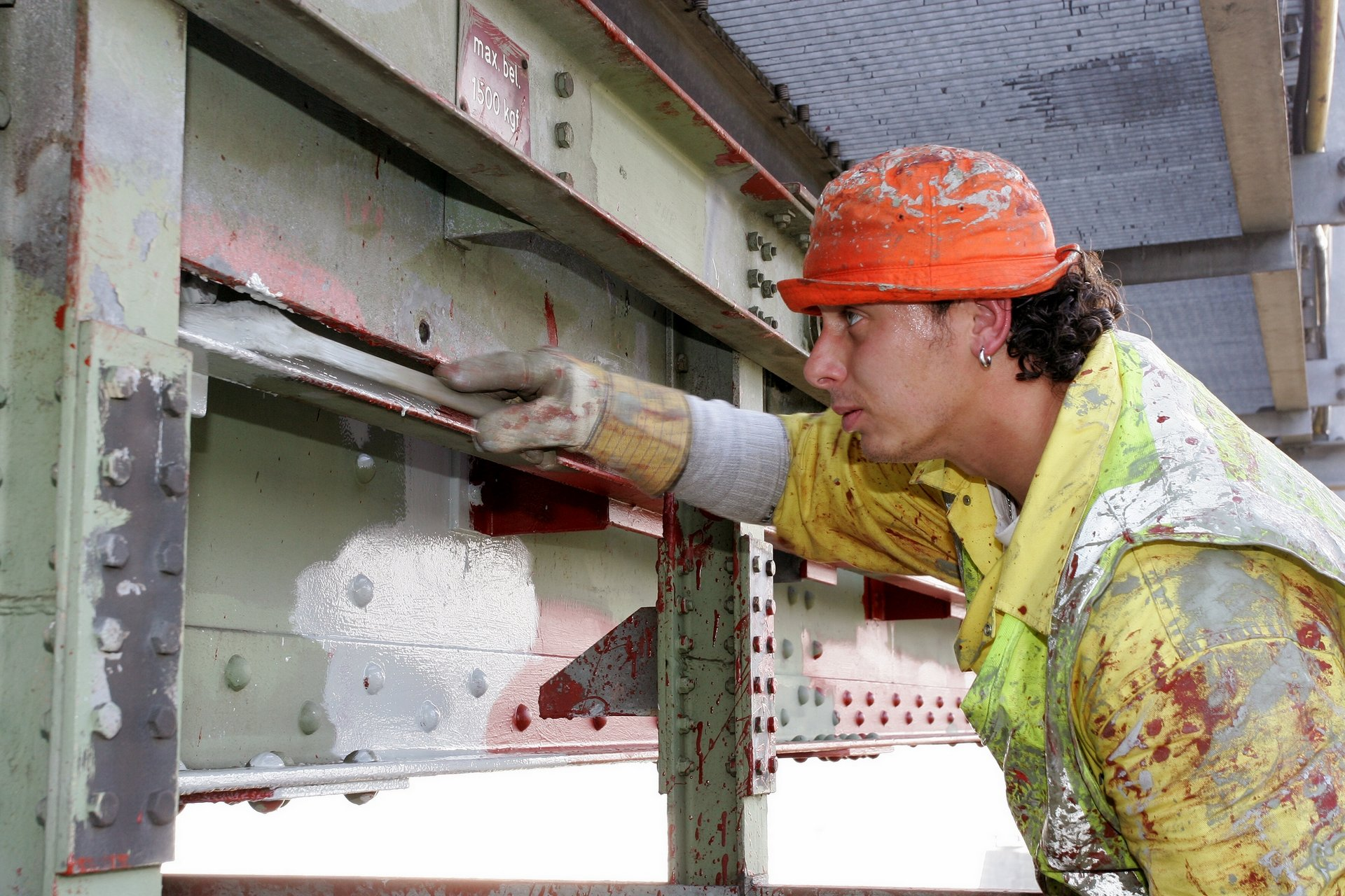 prorail coating ende